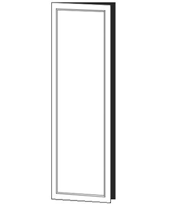 60 x 200 cm
